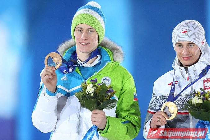 024 Peter Prevc, Kamil Stoch